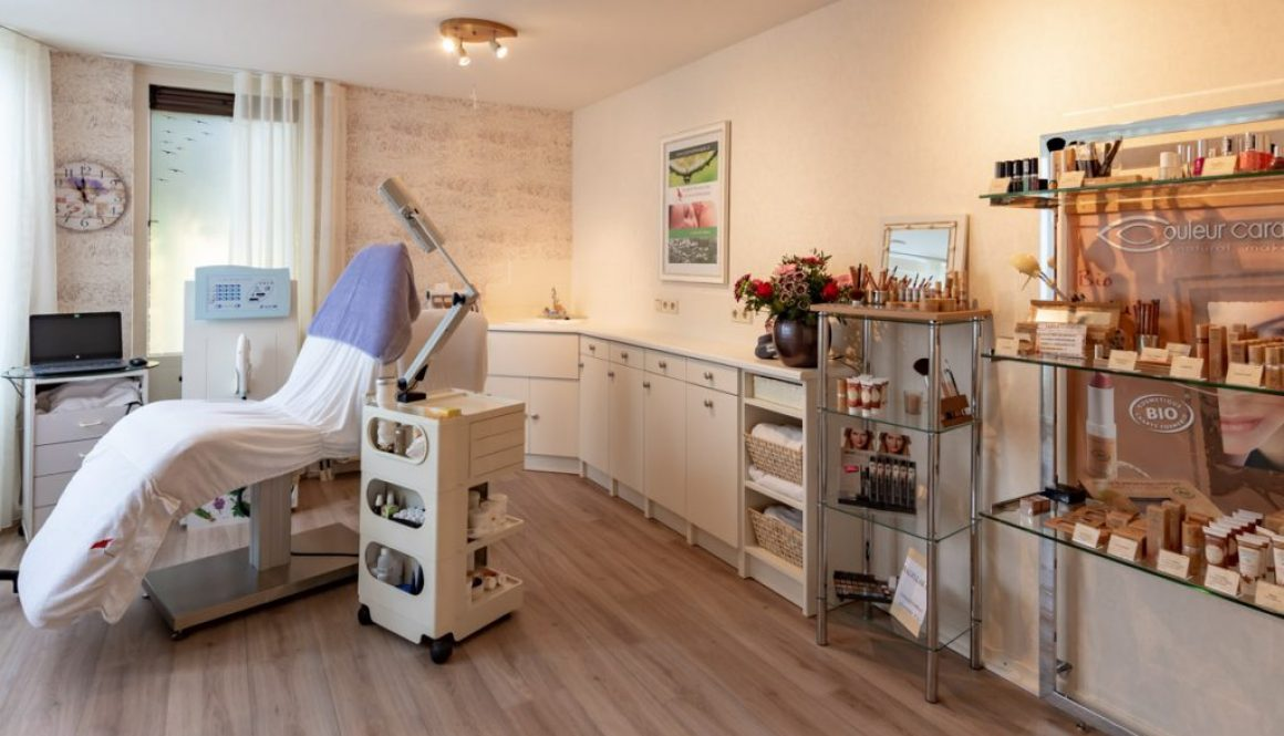Elisabeth's beauty center vernieuwd interieur 2018