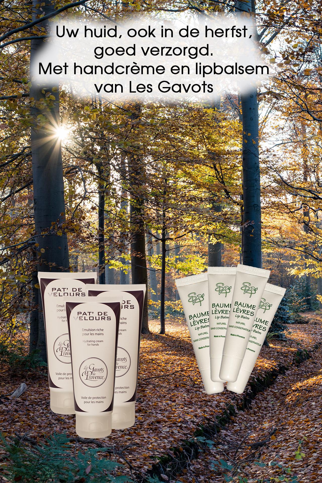 Heerlijke producten van Les Gavots