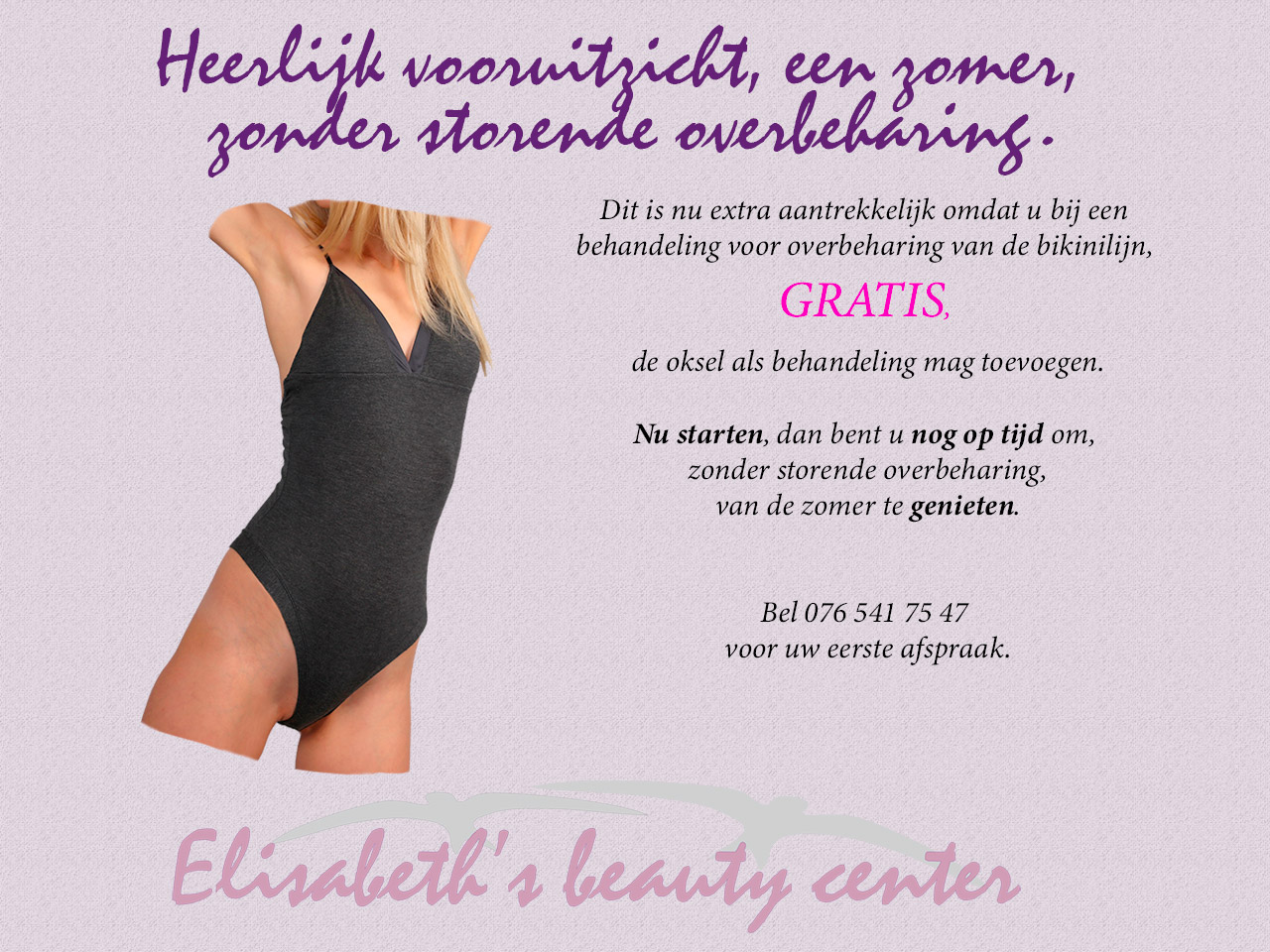 Elisabeth's beauty center - Aanbieding-IPL