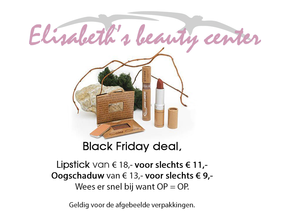 Elisabeths beauty center BlackFriday20201120 Couleur Caramel LipStick Oogschaduw